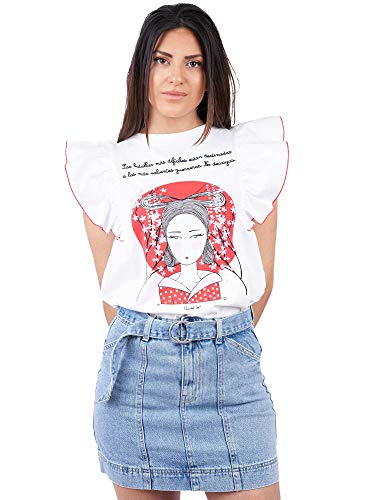 ANABEL LEE Camiseta Geisha S.