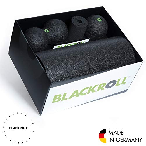 Blackroll Set Blackbox, Schwarz, BRSETBKBOXC - 3