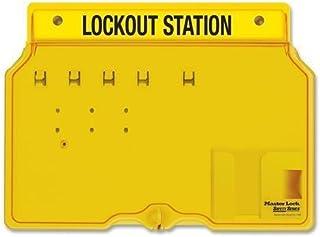 MLK1482B - Master Lock Unfilled Lockout Station