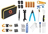 GO-3D PRINT 48 Piece 3D Print All You Need Tool Kit for DIY, Maintenance and Cleaning 3D Printer w/Carrying Case