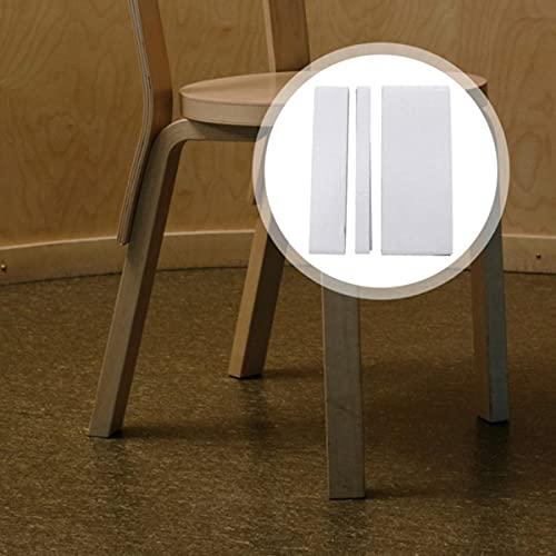 3 Rollen Selbstklebende Möbel Anti-Rutsch-Pad Heimbodenschutz Filzmatte-c