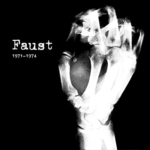 Boxset 1971-1974 (50 Years of Faust)
