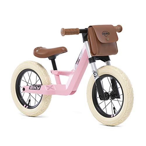 Berg- Laufrad Bicicleta de Paseo, Color Rosa (24.75.51.00)