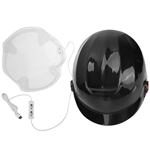 Hair Regrowth Devices,200pcs Light Chips Hair Growth Helmet Anti‑Hair Loss Oil Control Hair Regrowth Equipment for Adult