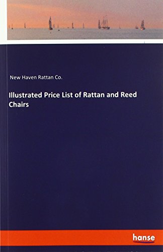 Illustrated Price List of Rattan and Reed Chairs