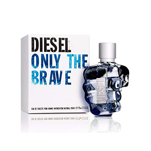 Diesel Only The Brave Spray for Men, 2.5 Ounce