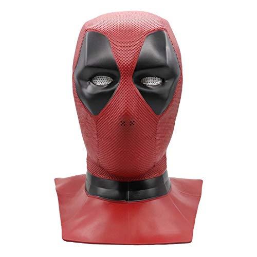Máscara de Deadpool, máscara de réplica de Disfraces de