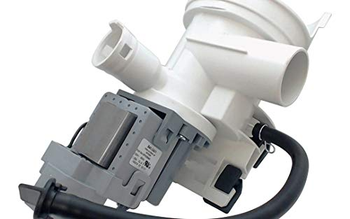 Edgewater Parts Replacement Drain Pump Compatible With Bosch Washer 00436440, AP3764202, PS3464593
