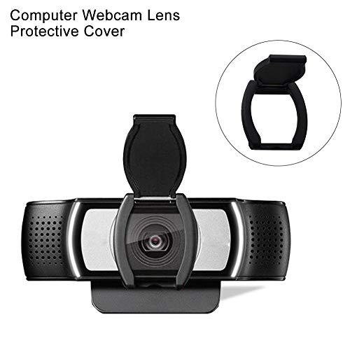 Adminitto88 - Tapa de objetivo para cámara web, protección de datos, protege la cámara web de la suciedad y el polvo para Logitech HD Pro Webcam C920 / C930e / C922