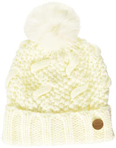 Pepe Jeans Sofia Hat Sombrero, Blanco (808), Talla única para Mujer