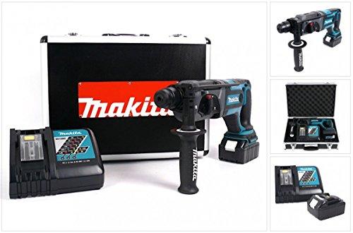 Makita BHR241Z Akku Kombi Bohrhammer, 950 W, 18 V