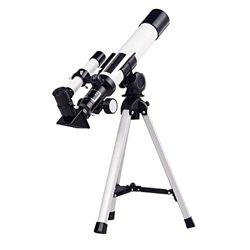 Telescope for Kids 8-12, 45mm Aperture Adults Telescope with Tripod, Astronomical Refracting Telescope, Science Kits, Travel Telescope with 3 Magnification Eyepieces, Astronomy Beginners Gifts