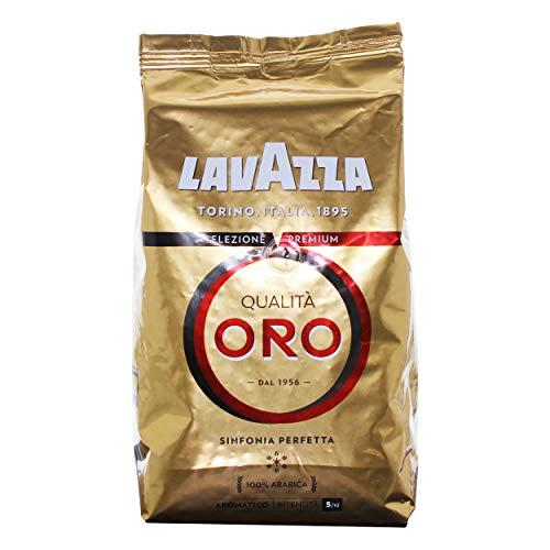 Lavazza Kaffee Espresso - Qualita Oro, 1000g Bohnen