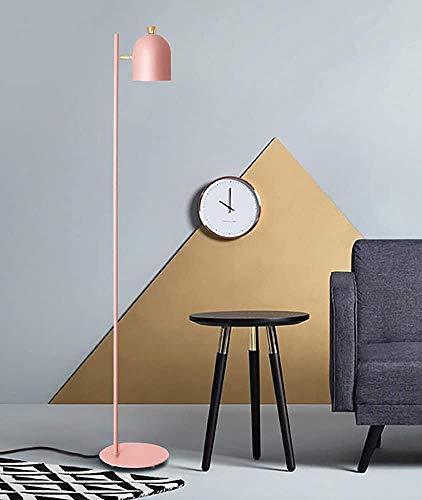 Wohnzimmer Stehlampe Schlafzimmerlampe Studie kreativ Retro-Stehlampe,A