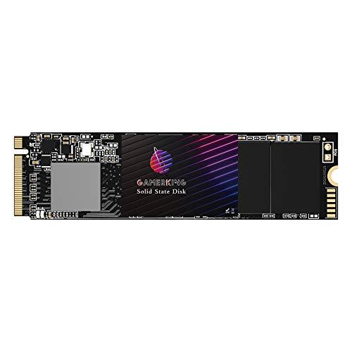 SSD PCIe NVMe 128GB GamerKing internes Solid State Drive 1TB 512gb 256gb 64gb PCIe Gen 3.0 x4 NVMe Hochleistungs Festplatte für Desktop-Laptops (128GB, M.2-PCIE NVMe)