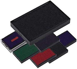 Cassette d'Encrage 6/53 Encre Pour Tampon Encreur Trodat Metal Line 5203/5440-6 couleurs disponibles (6/53A - Noir)