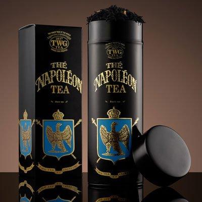 TWG Singapore - Luxury Teas - NAPOLEON TEA - 3.5oz Loose leaf