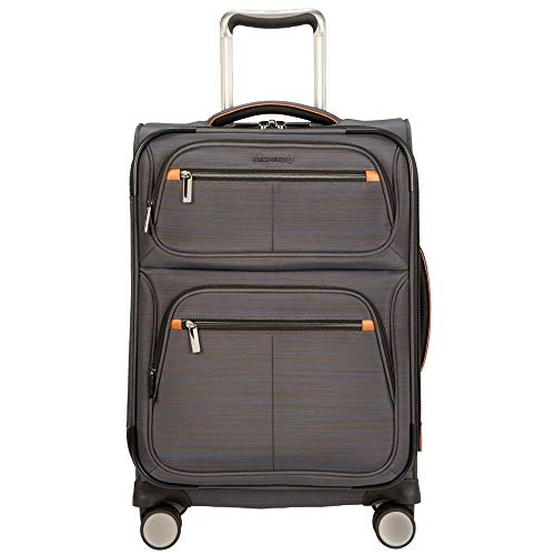 Ricardo Montecito 21' Carry On Soft side Spinner Luggage Gray