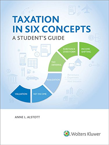 Compare Textbook Prices for Taxation in Six Concepts: A Student's Guide Student Edition ISBN 9780808042983 by Anne Alstott