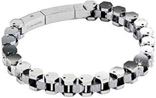 2Jewels Bracciale da Uomo acciaio inossidabile Hexagon sodk kk231340
