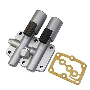 Transmission Dual Linear Shift Solenoid & Gasket 28250-P6H-024 28250P6H024