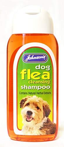 JVP Dog Flea Cleansing Shampoo, 200 ml