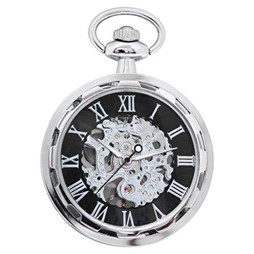 Steampunk orologio da taschino retro catena di abbigliamento abbigliamento personalità