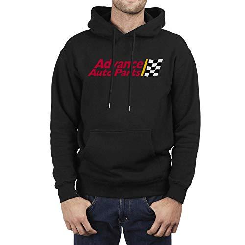 Ruslin Long Sleeve Mens AAP Advance Auto Parts Hoodie Sweatshirt