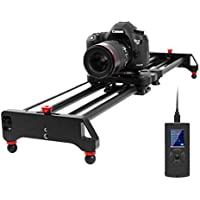 GVM Professional Video Carbon Fiber Motorized Camera Slider (32