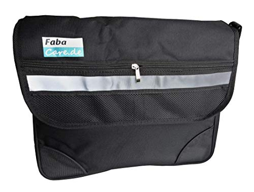 FabaCare Tasche für Rollator FC 170, Einkaufstasche, Rollatortasche, Tragetasche