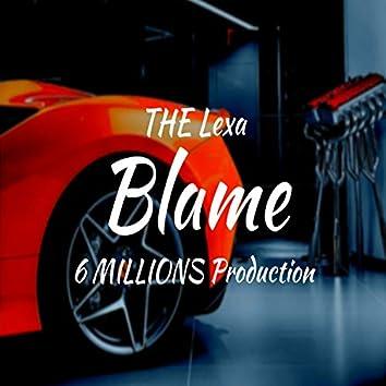 Blame (feat. Sachin Bharti & The Lexa)