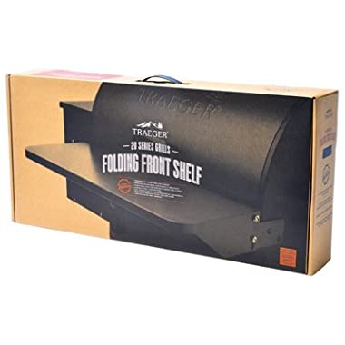 Traeger Folding Front Shelf - 20 Series - BAC361 - Fits Tailgater and 20 Series Models