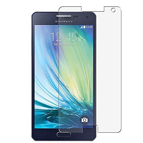 Vaxson 3 Unidades Protector de Pantalla, compatible con Samsung Galaxy A5 2014 2015 / A500F / A500FU / A500M / A500Y [No Vidrio Templado] TPU Película Protectora
