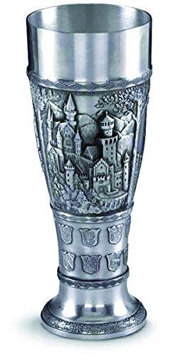 Artina 60205 - Vaso para cerveza de trigo diseño de Baviera