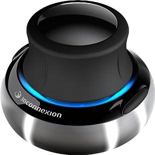 3DConnexion SpaceNavigator:Cnsrd