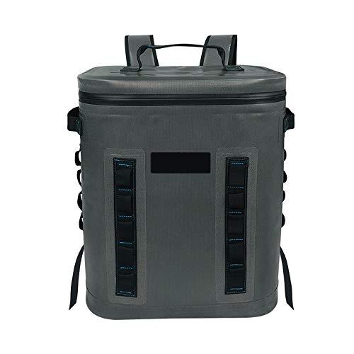 YIDPU 20L Kühltaschen Rucksack,hohe Kapazität Luftdichter Reißverschluss Wasserdichter Stoff Mit Griff Isolierbeutel, Geeignet Zum Wandern Camping Picknick Arbeitsessen Rucksack