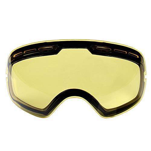 Eternitry ATpart - Gafas de esquí, antivaho y snowboard, gafas profesionales para hombre y mujer