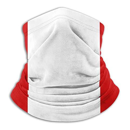 Bandera de Perú Bandanas Mágicas Diadema Máscara de Polvo, al aire libre, Festivales, Deportes