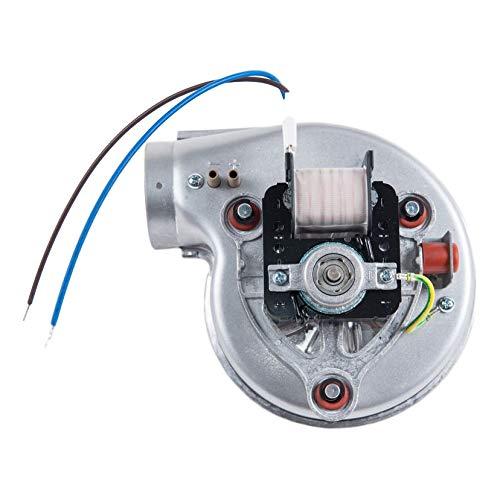 Baxi Solo 3 30PF 40PF 50PF ventilatorconstructie groep 246051