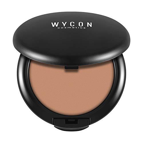 WYCON cosmetics POWDER FOUNDATION WET&DRY fondotinta in polvere uniformante (NW40)