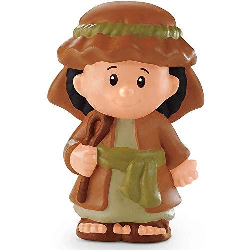Fisher Price Little People Nativity Replacement Figure New Style Joseph Shepherd