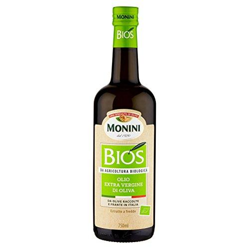 Monini Olio Extra Vergine Bio Bios Selezione Italiana 100% italiano - 750 ml