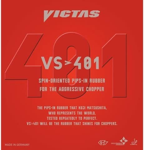 Victas Shipping included VS>401 Super popular specialty store - Offensive Table Rubber Tennis