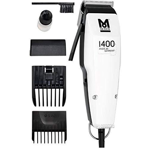 Moser 1400 White Edition Grasmaaier