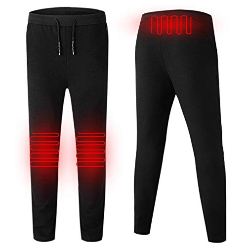 Yeah-hhi Pantalones USB con Calefacción Eléctrico Inteligente De La Temperatura De Control...