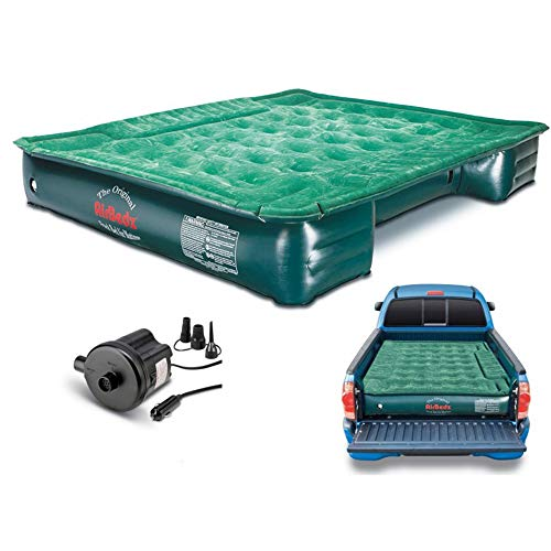 Pittman Outdoors PPI-PV202C AirBedz Lite Truck Bed Air Mattress   Full Size-Short Bed, 6-6.5 Feet in Length with Portable DC Air Pump   The Original Truck Bed Air Mattress
