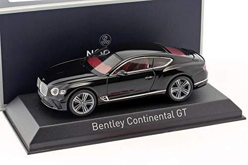 Mod/èle Bentley Continental GT Speed 2012 de Kinsmart /Échelle 1:38