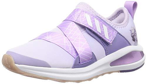 adidas Fortarun X Frozen C, Scarpe da Ginnastica Unisex-Bambini, Matpur/Púrsua/Ftwbla, 35 EU