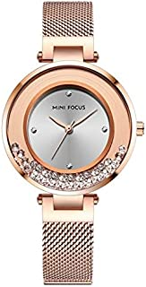 Mini Focus Casual Watch For Women Analog Metal - MF0254L.02