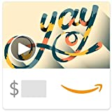 Amazon eGift Card - Congratulations Type (Animated)